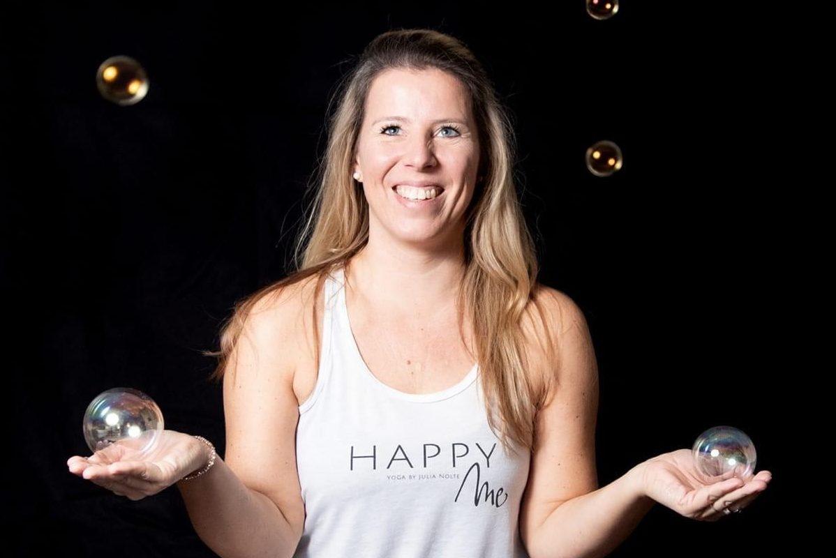 Julia Nolte - Yogalehrerin Mainz