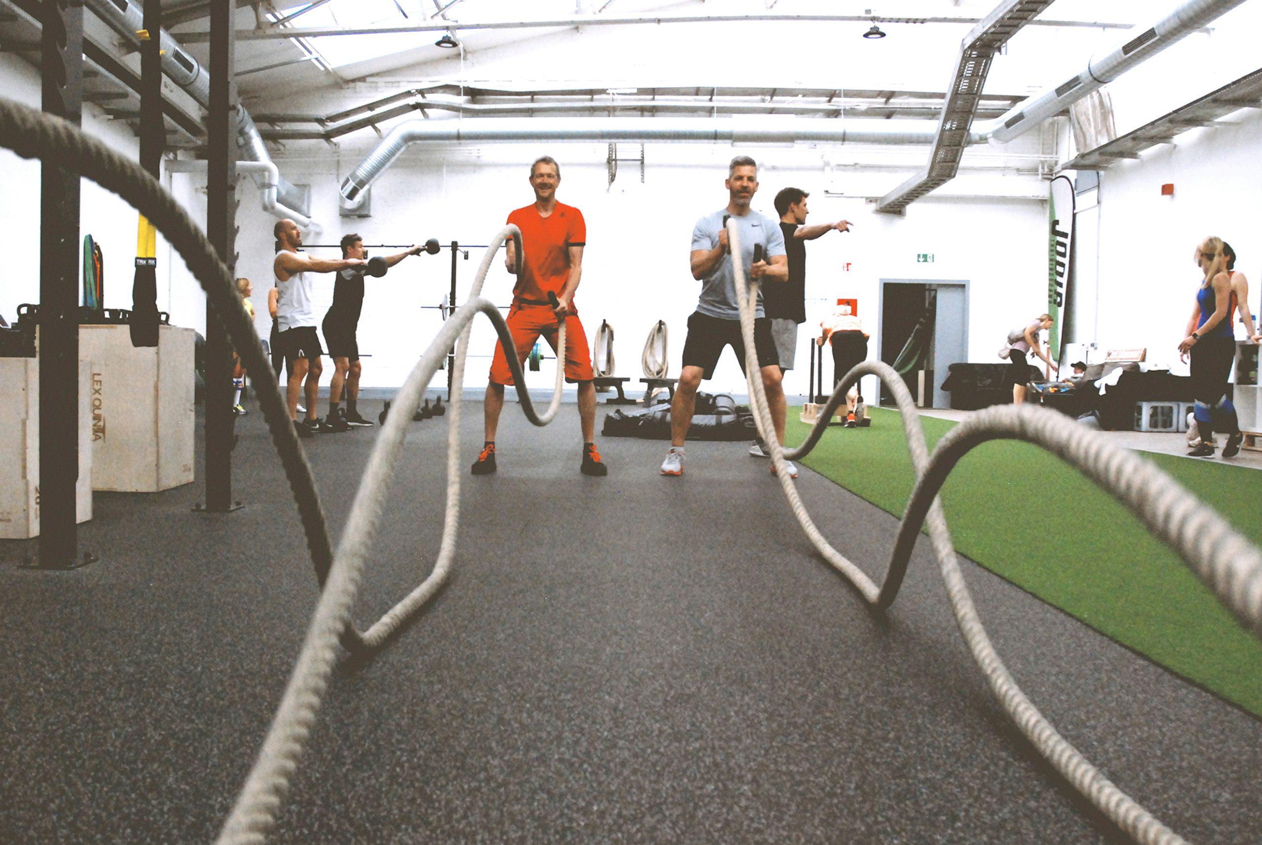 Indoor Training Jodis