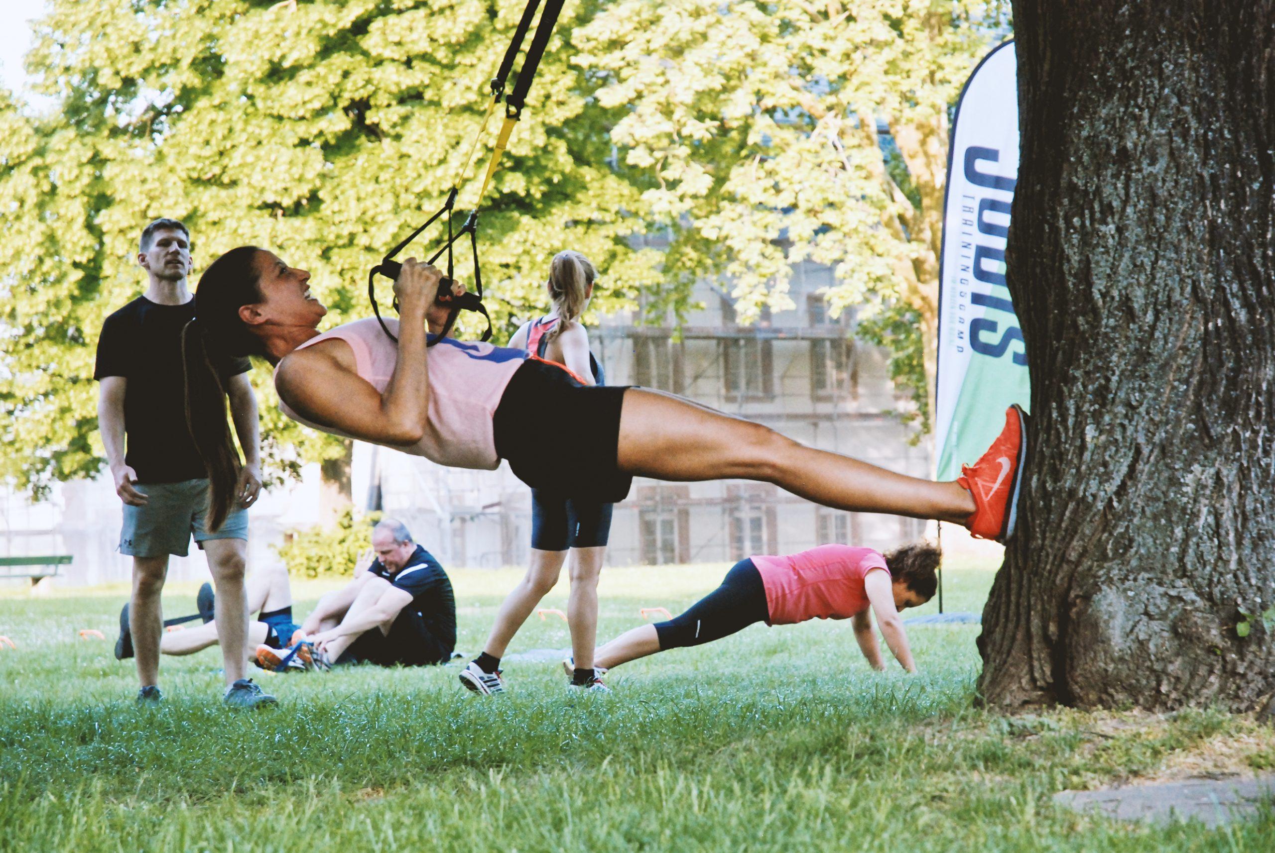 JODIS Outdoor Training